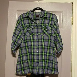Awesome Plaid Shirt Torrid